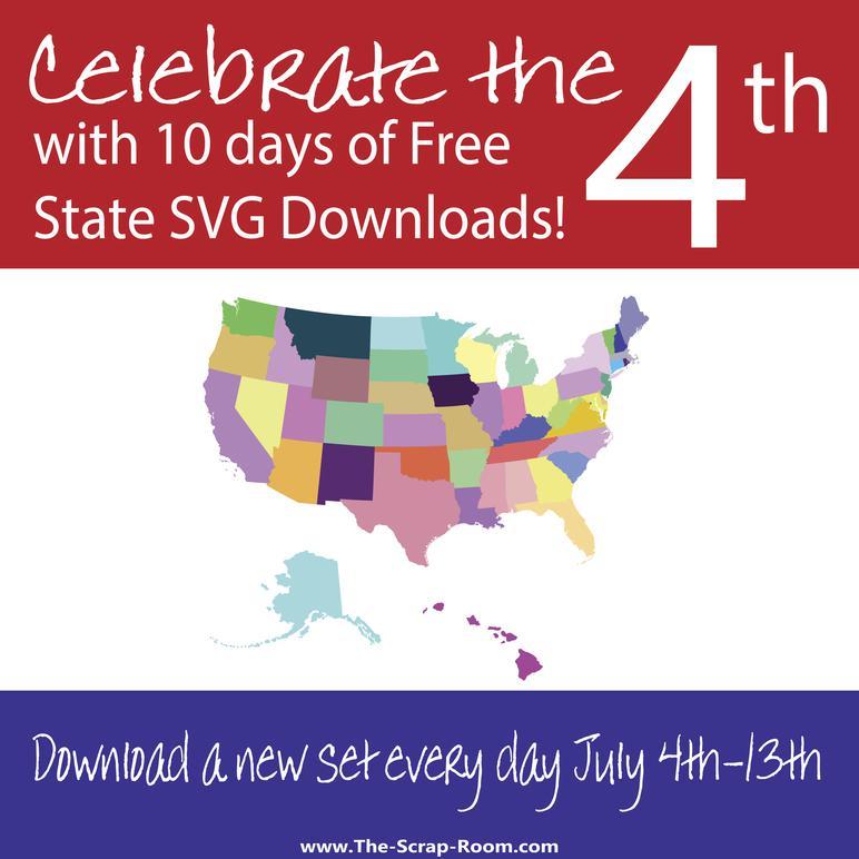 United States SVG Graphics
