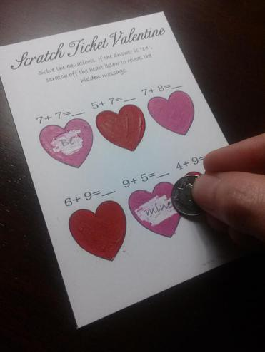 Valentines Craft For Children